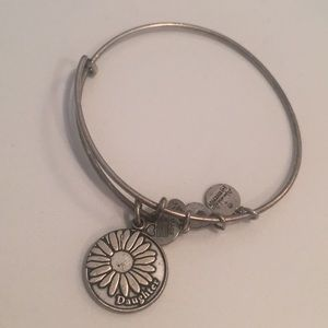 Alex & Ani Daughter Bracelet - Silver